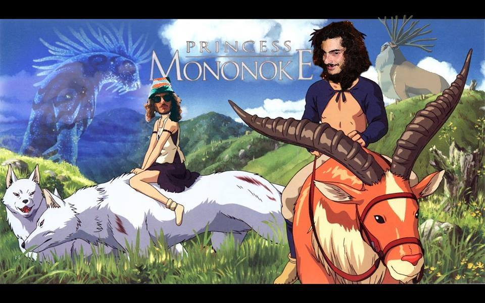Recital Recording Excerpt: The Princess Mononoke Suite