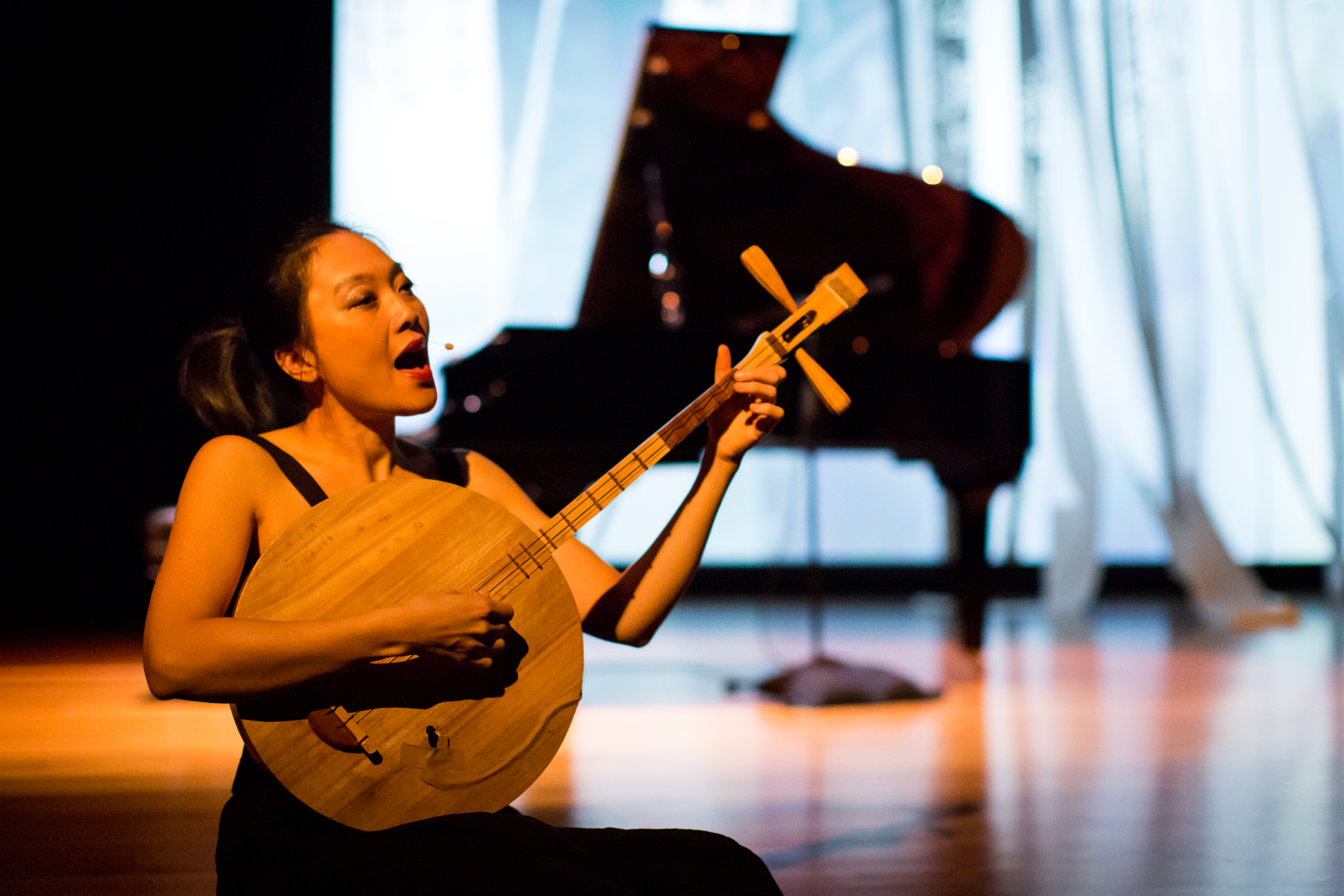 Singing Praise: Impressions of Jen Shyu's 'Song of Silver Geese'