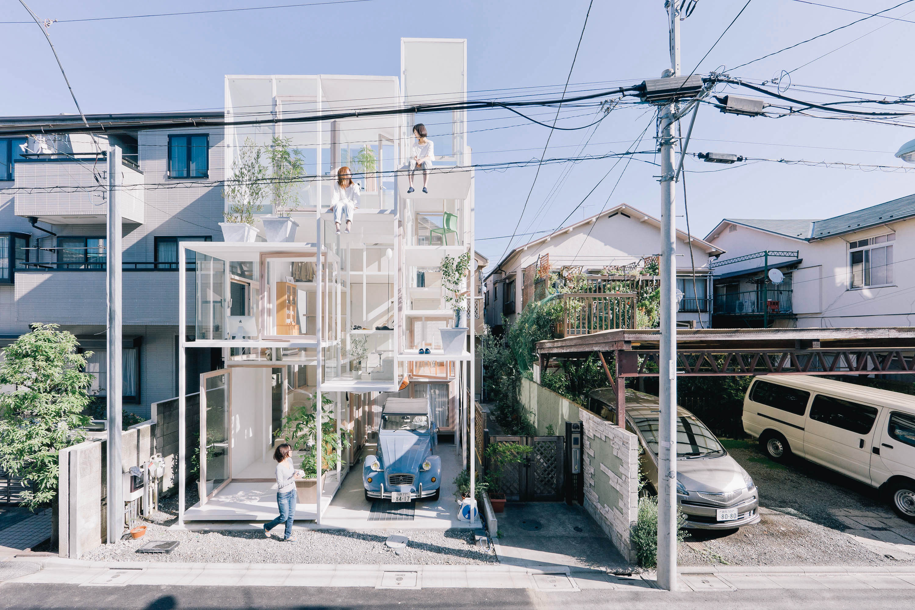 Guest Post: Japan/Tokyo: Architecture That Will Change Your View On Housing
