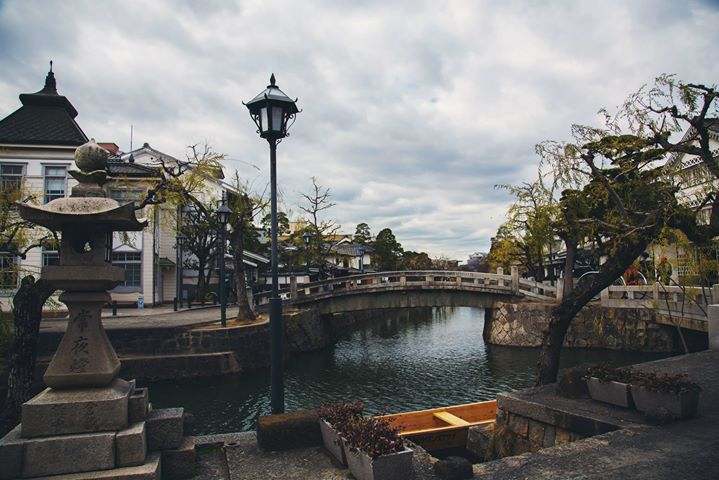 Can only imagine this place in cherry blossom season...Kurashiki