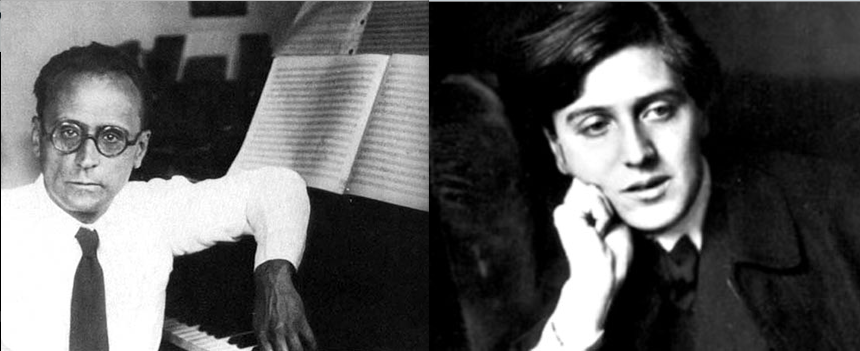 Difference in the Detail: A Comparison of Aesthetic in the 12 Tone Oeuvre of Alban Berg and Anton Webern